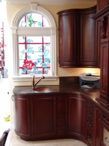Decorative trims, crown moulding, and interior renovations by Quality Cabinets - Parksville - Qualicum - Project-1