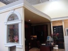 Decorative trims, crown moulding, and interior renovations by Quality Cabinets - Parksville - Qualicum - Project-10