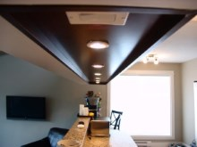 Decorative trims, crown moulding, and interior renovations by Quality Cabinets - Parksville - Qualicum - Project-15