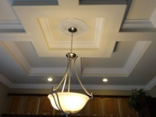 Decorative trims, crown moulding, and interior renovations by Quality Cabinets - Parksville - Qualicum - Project-2a