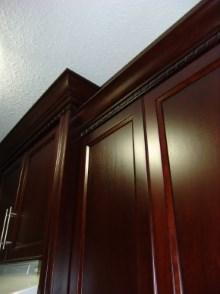 Decorative trims, crown moulding, and interior renovations by Quality Cabinets - Parksville - Qualicum - Project-7