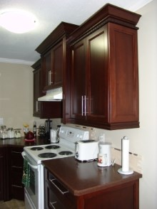 Decorative trims, crown moulding, and interior renovations by Quality Cabinets - Parksville - Qualicum - Project-8