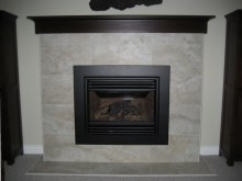 Custom Designed Fierplace Mantels and Fireplace Surrounds by Hamilton Thorne Quality Cabimets Ltd. - Project-1b