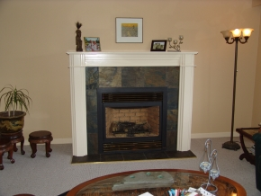 Custom Designed Fierplace Mantels and Fireplace Surrounds by Hamilton Thorne Quality Cabimets Ltd. - Project-13