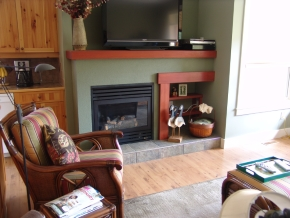 Custom Designed Fierplace Mantels and Fireplace Surrounds by Hamilton Thorne Quality Cabimets Ltd. - Project-15