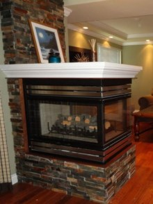 Custom Designed Fierplace Mantels and Fireplace Surrounds by Hamilton Thorne Quality Cabimets Ltd. - Project-5