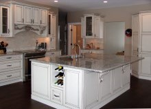 Custom Kitchens and interior renovations by Quality Cabinets - Parksville - Qualicum Project=1b