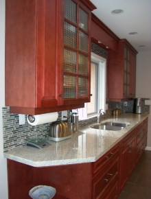 Custom Kitchens and interior renovations by Quality Cabinets - Parksville - Qualicum Project-DSC00003