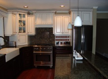 Custom Kitchens and interior renovations by Quality Cabinets - Parksville - Qualicum Project-DSC00772