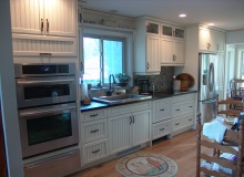 Custom Kitchens and interior renovations by Quality Cabinets - Parksville - Qualicum Project-DSC03616