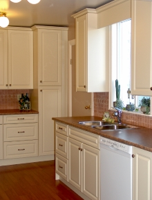 Custom Kitchens and interior renovations by Quality Cabinets - Parksville - Qualicum Project-DSC07312