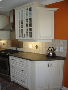 Custom Kitchens and interior renovations by Quality Cabinets - Parksville - Qualicum Project-DSC08210