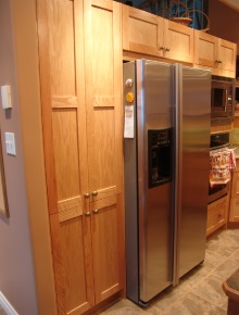 Custom Kitchens and interior renovations by Quality Cabinets - Parksville - Qualicum Project-DSC08478