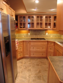 Custom Kitchens and interior renovations by Quality Cabinets - Parksville - Qualicum Project-DSC08480
