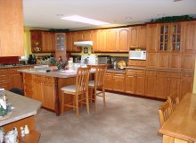 Custom Kitchens and interior renovations by Quality Cabinets - Parksville - Qualicum Project-DSC09032