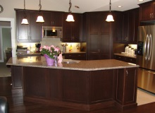 Custom Kitchens and interior renovations by Quality Cabinets - Parksville - Qualicum Project-DSC09091