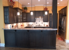 Custom Kitchens and interior renovations by Quality Cabinets - Parksville - Qualicum Project-DSC09634