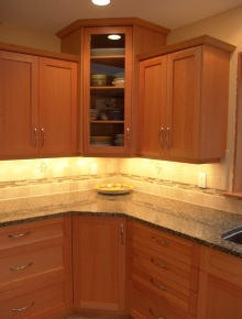 Custom Kitchens and interior renovations by Quality Cabinets - Parksville - Qualicum Project-s12