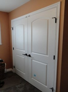 Laundry room cabinets and renovations by Quality Cabinets - Parksville - Qualicum - Project-7b