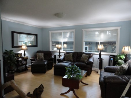 Livingroom redesign before - Hamilton Thorne Quality Cabinets