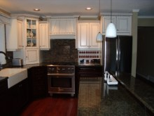 Tile - Backsplashes - Flooring -Renovations - Hamiton Thorne Quality Cabinets  Ltd.