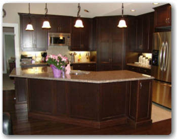 Custom Kitchen Cabinets and Interior Renovations at QualityCabinets.ca - Parksville Qualicum