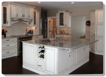 New Kitchens - Countertops